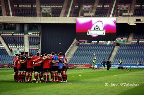 Edinburgh Rugby 1