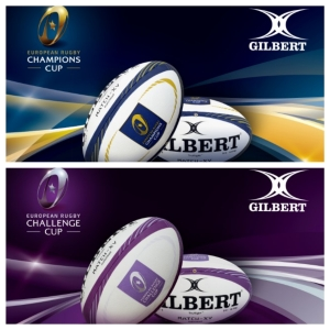 European Rugby Challenge Cup GILBERT ball_Fotor_Collage