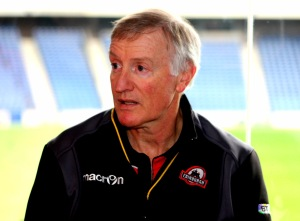 Alan Solomons (Credit: Jason O'Callaghan)