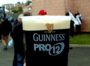La nuova stagione 2015/16 di Guinness Pro12 si aprirà il prossimo 5 settembre (mia foto)