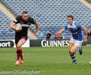 Dougie Fife è stato inserito nel gruppo della Scozia (Credit: Jason O'Callaghan)