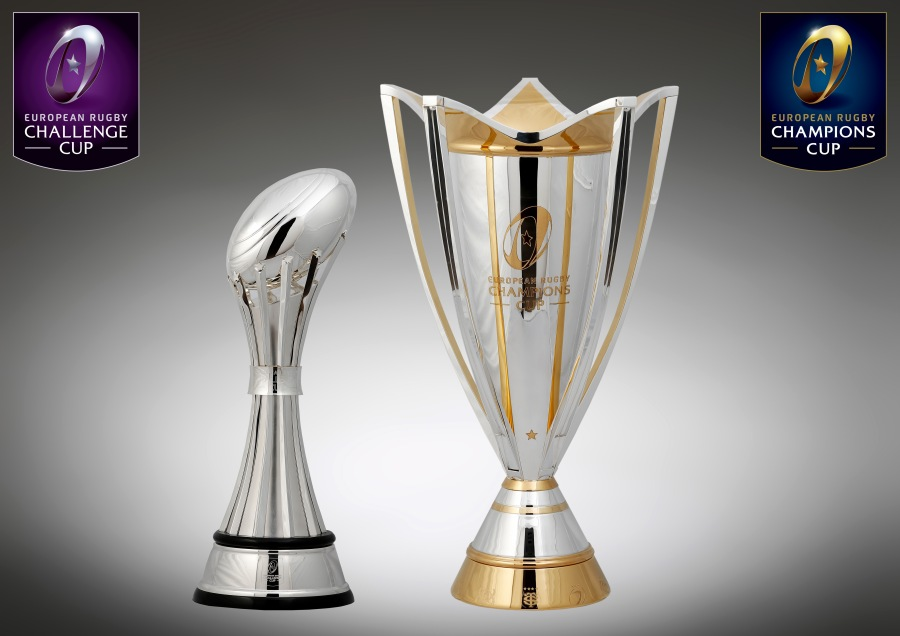 EPCR Trophies unvelied