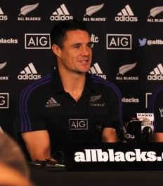New Zealand Dan Carter (2)