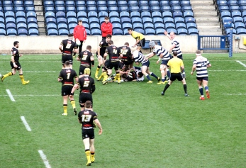 melrose heriot's finale rugby scottish cup