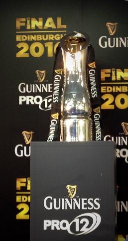 Guinness Pro12 trophy