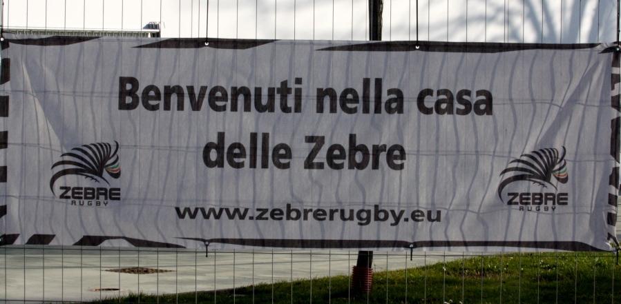 benvenuti zebre parma