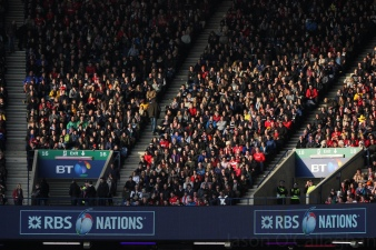 6 nations murrayfield logo