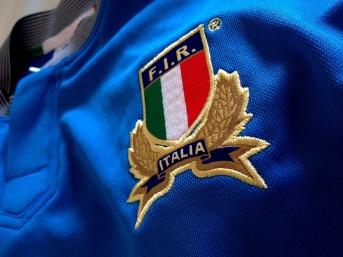 FIR logo italia maglia