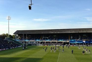 RDS Arena Dublino Leinster