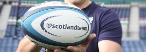 Scotland Captain Grant Gilchrist (1)