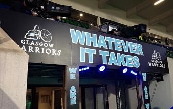 Glasgow Warriors Whatever it takes 2016