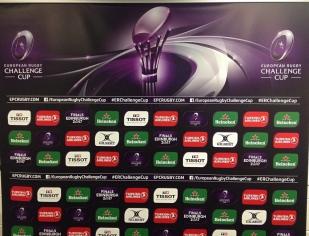 Challenge Cup final 2017 media room banner