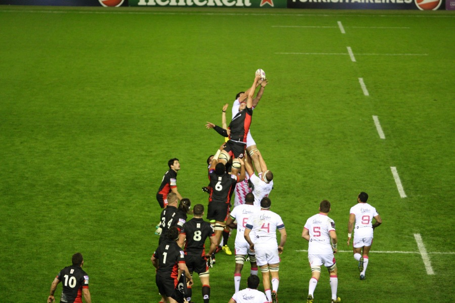 Edinburgh Rugby Stade Francais Challenge Cup 2