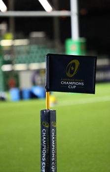 champions cup bandierina verticale