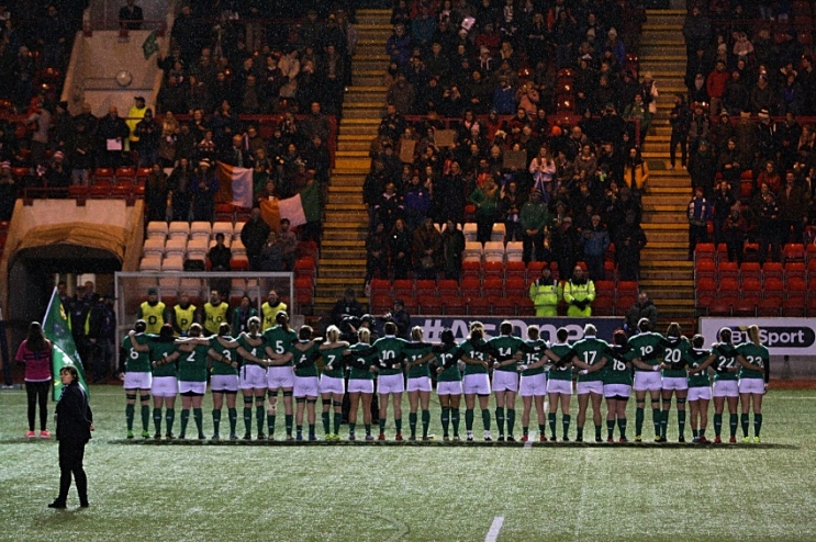 irlanda femminile gruppo 6 nations