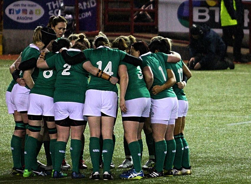 irlanda femminile 6 nations