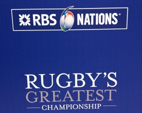 6 nations rugby's greatest championship logo