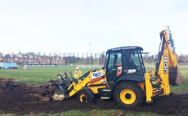 raeburn-place-enabling-works-underway