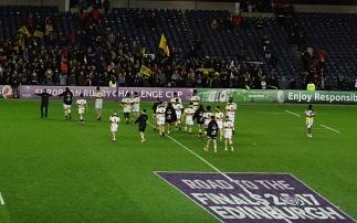 La Rochelle fine partita road to finals 2017 challenge cup