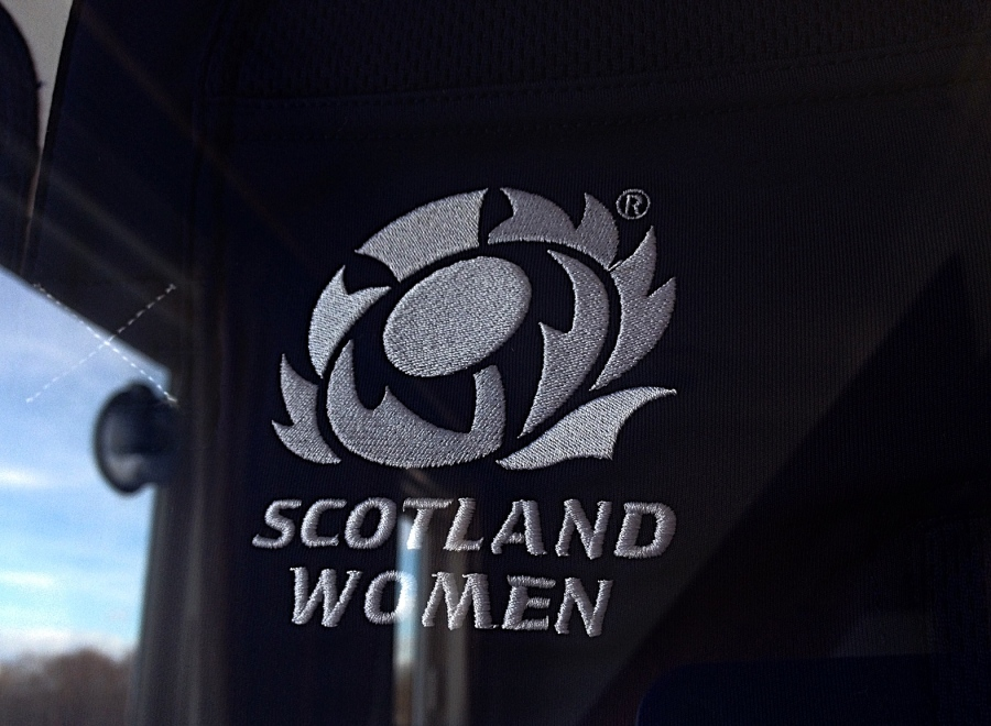 Scotland Women Scozia Femminile logo 6 nations