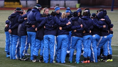 Italia Femminile gruppo 6 nations femminile