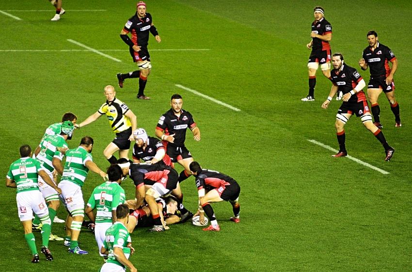 edinburgh rugby treviso benetton pro12 guinness