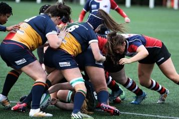 Murrayfield Wanderers Hillhead Jordanhill rugby femminile