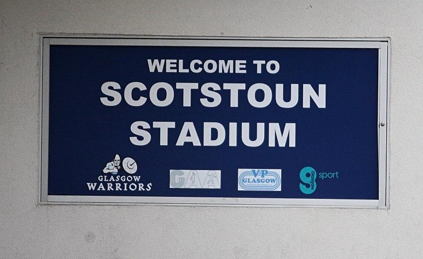 welcome to scotstoun stadium glasgow warriors