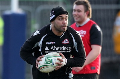 Rugby Union - Edinburgh Rugby - Training session -  Murrayfield