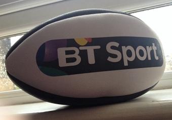 BT Sport ball ovale