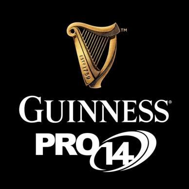 Guinness PRO14 new logo