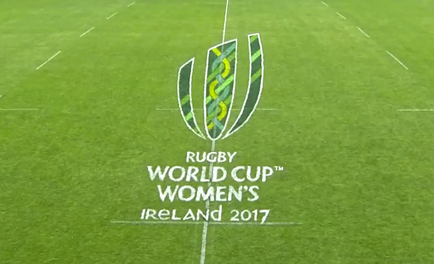 WRWC2017 logo su campo UCD Bowl screenshot